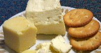 Cheese & biscuits - Not clickable