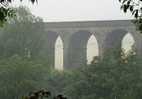 Moody viaduct view