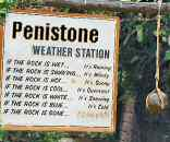 Penistone home-made weather station