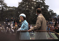 Queen's 1977 visit to Cannon Hall