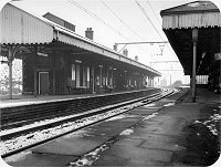 Station before Beeching's axe
